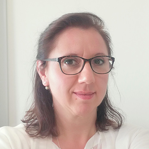 Nathalie Estingoy, membre du CA
