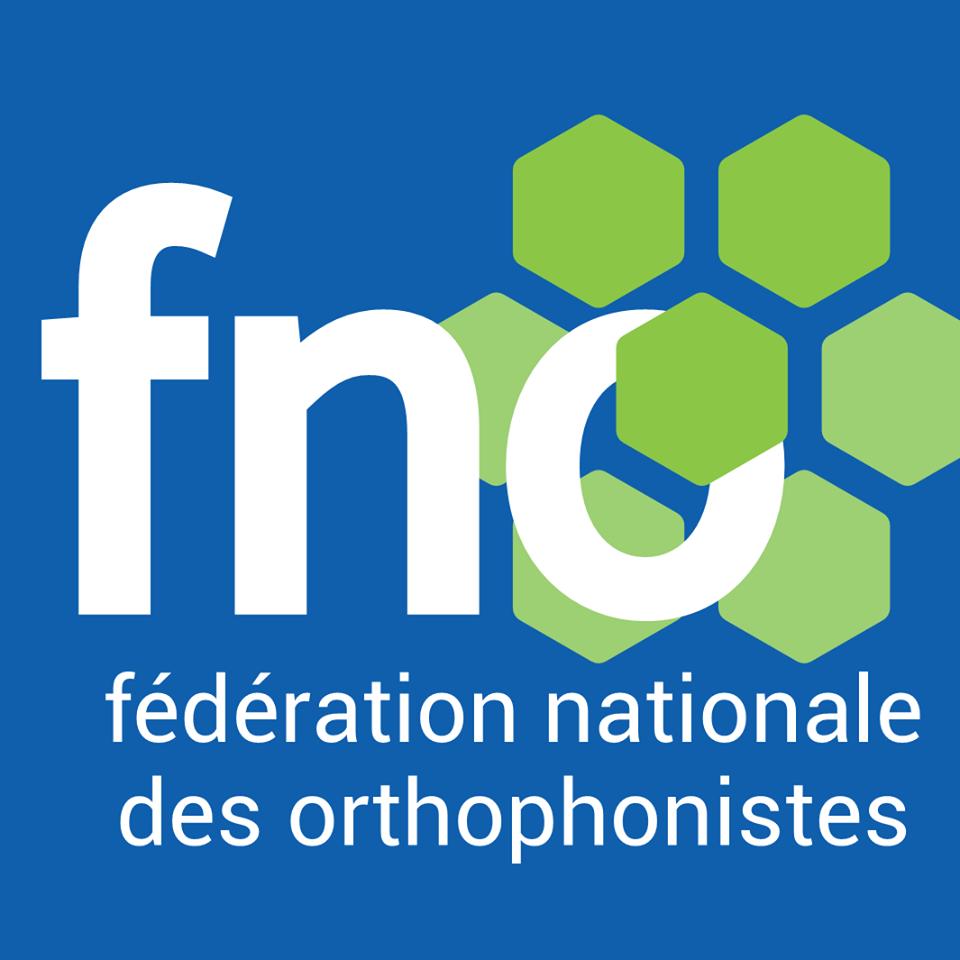 Logo FNO, Fédération Nationale des Orthophonistes